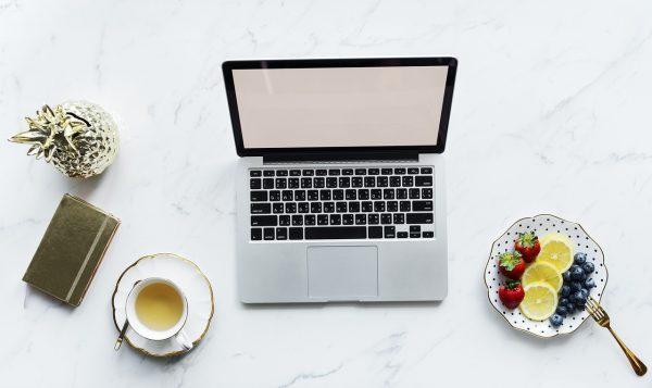 Réservation pour une première consultation avec Audrey chourib diététicienne.online